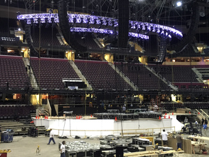 Guns won't be allowed inside the Quicken Loans Arena where the RNC will take place but will be in protest zones outside the convention.