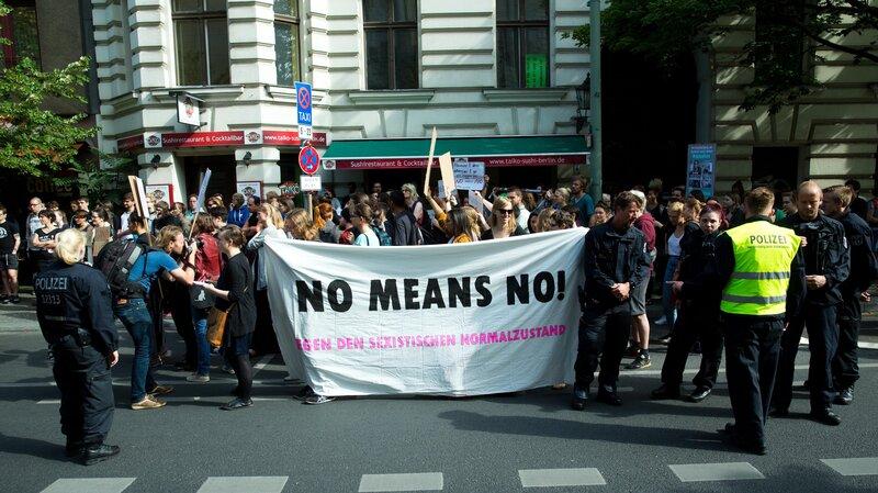 German law regarding consensual sex