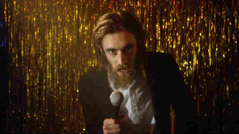 "English singer Keaton Henson in a scene from his new video for the song, ""Alright."""