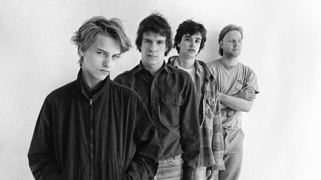 Biographer Bob Mehr Tells The 'True Story Of The Replacements'
