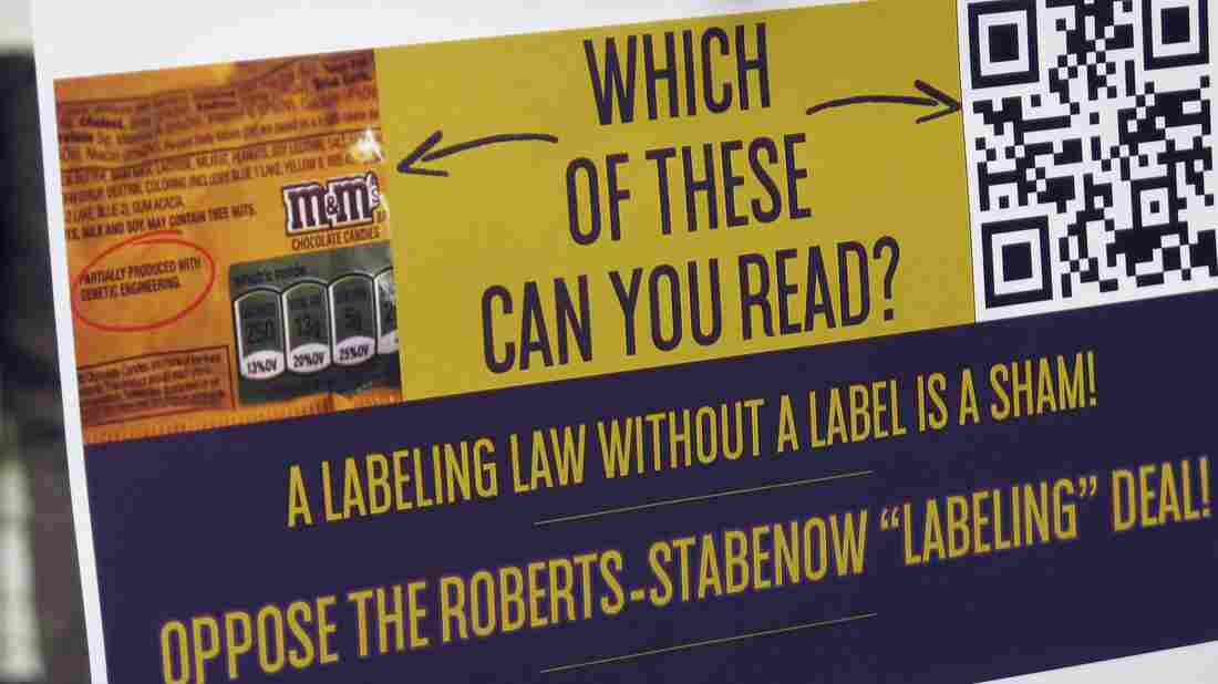 labeling gmos The problem with gmo labeling the public wants it, biotech companies hate it here's where gmo labeling goes wrong.