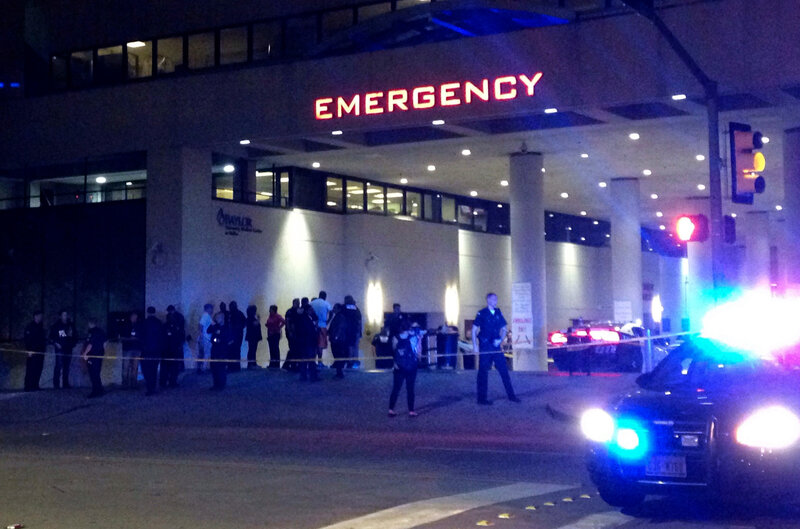 Dallas Police Attacked By Snipers During Protest: 5 Officers Killed