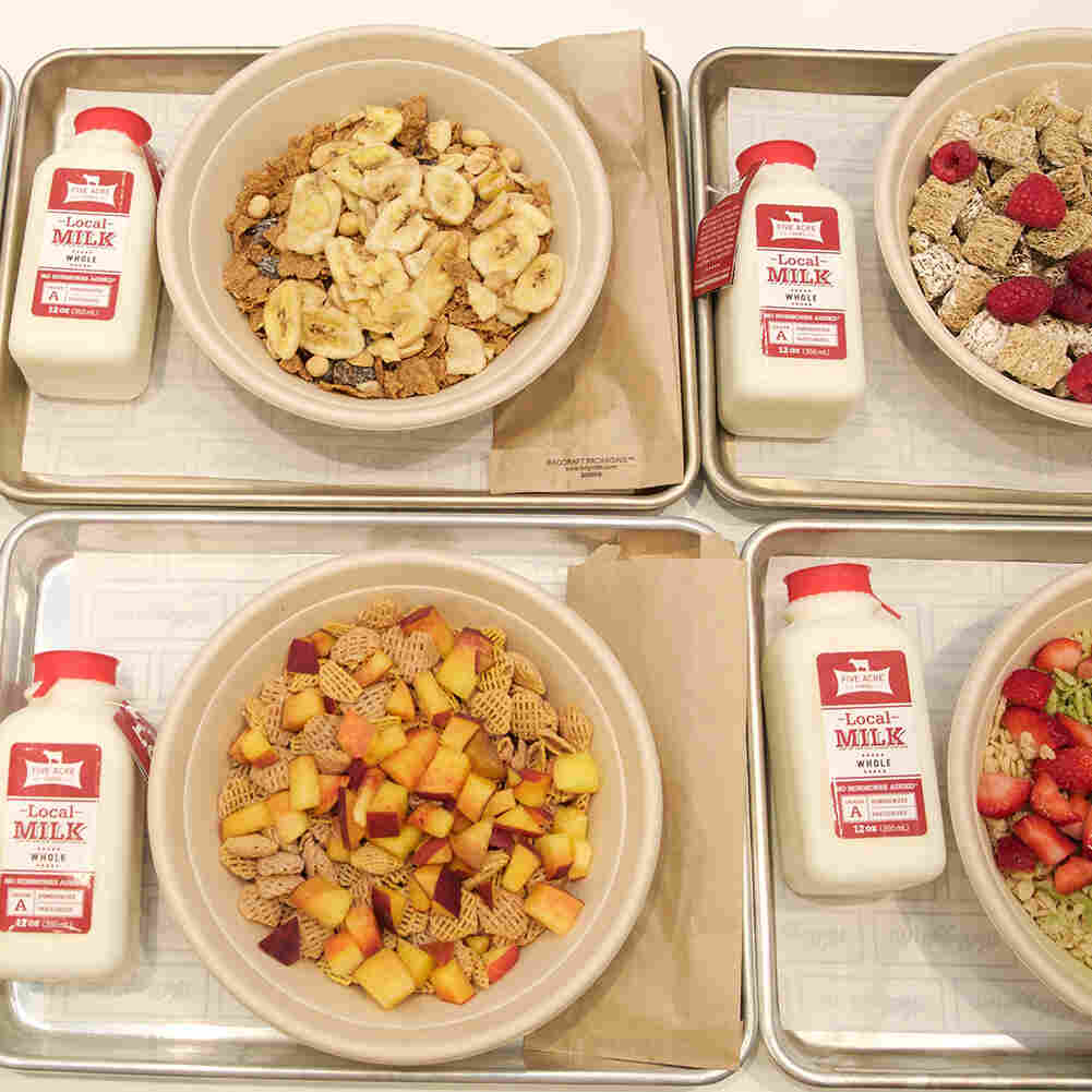 Crunch Time: Can A Hip New Cereal Bar Help Kellogg's Revive Soggy Sales?