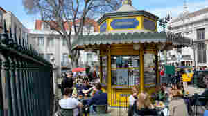 History, Horchata And Hope: How Classic Kiosks Are Boosting Lisbon's Public Life
