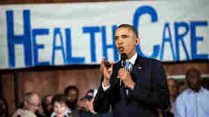 Obama Renews Call For A 'Public Option' In Federal Health Law