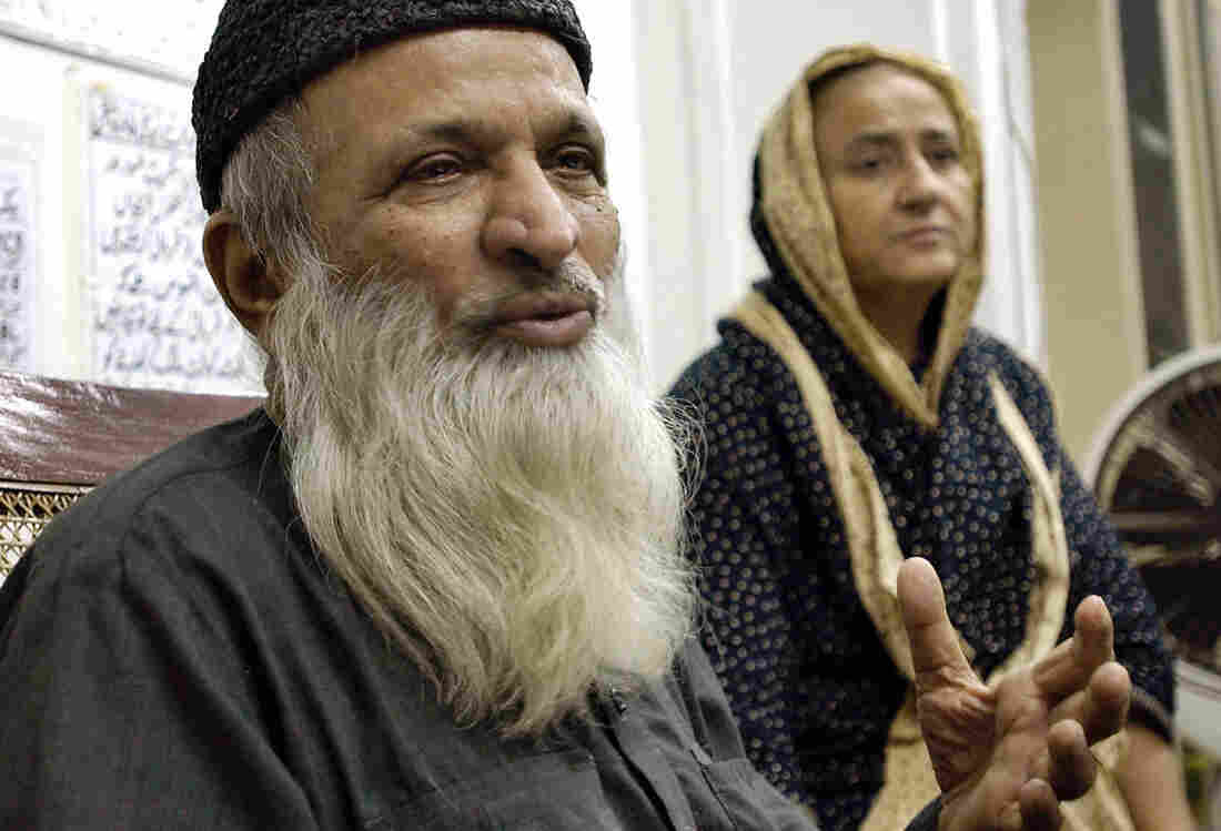 Legendary Pakistani social worker Edhi has died in Karachi