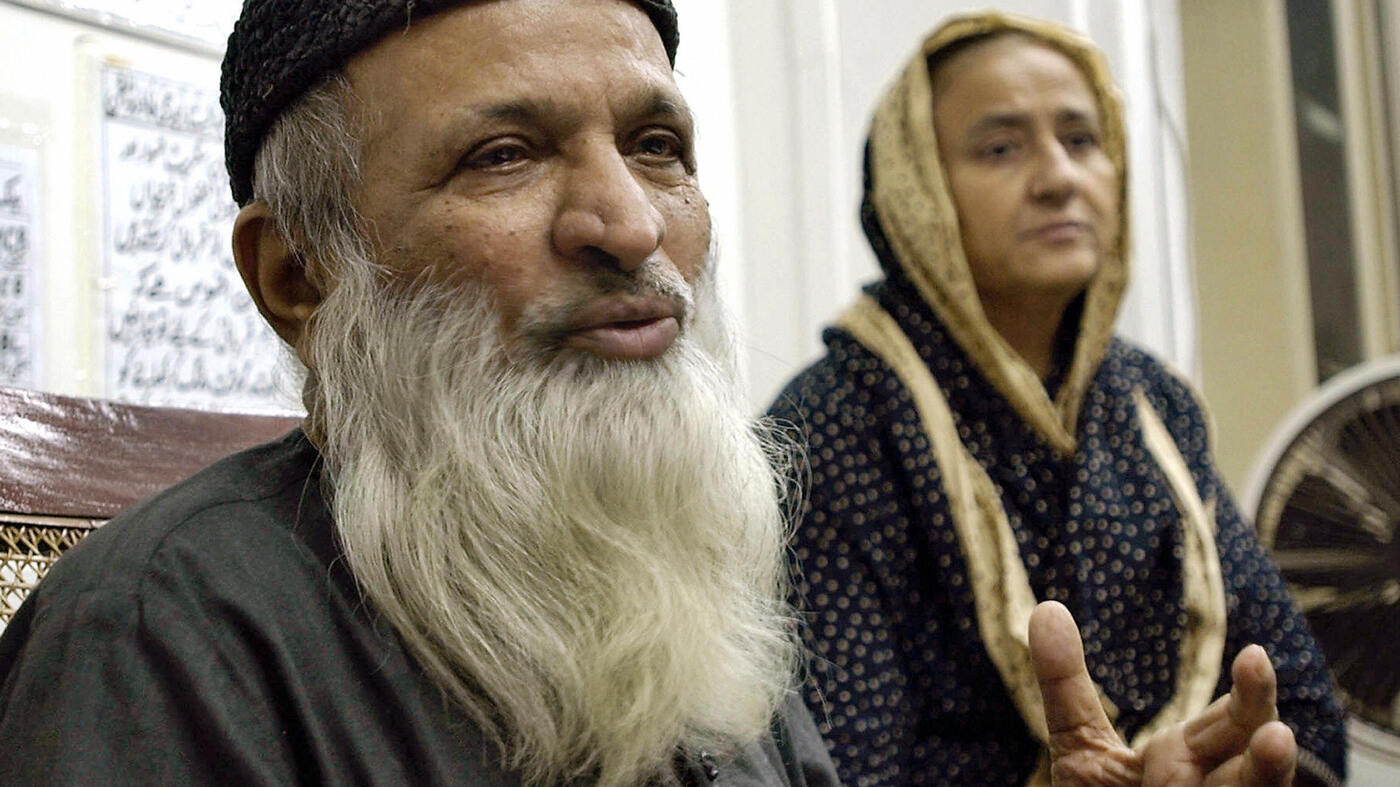 Abdul Sattar Edhi, Known As 'Pakistan's Mother Teresa ...