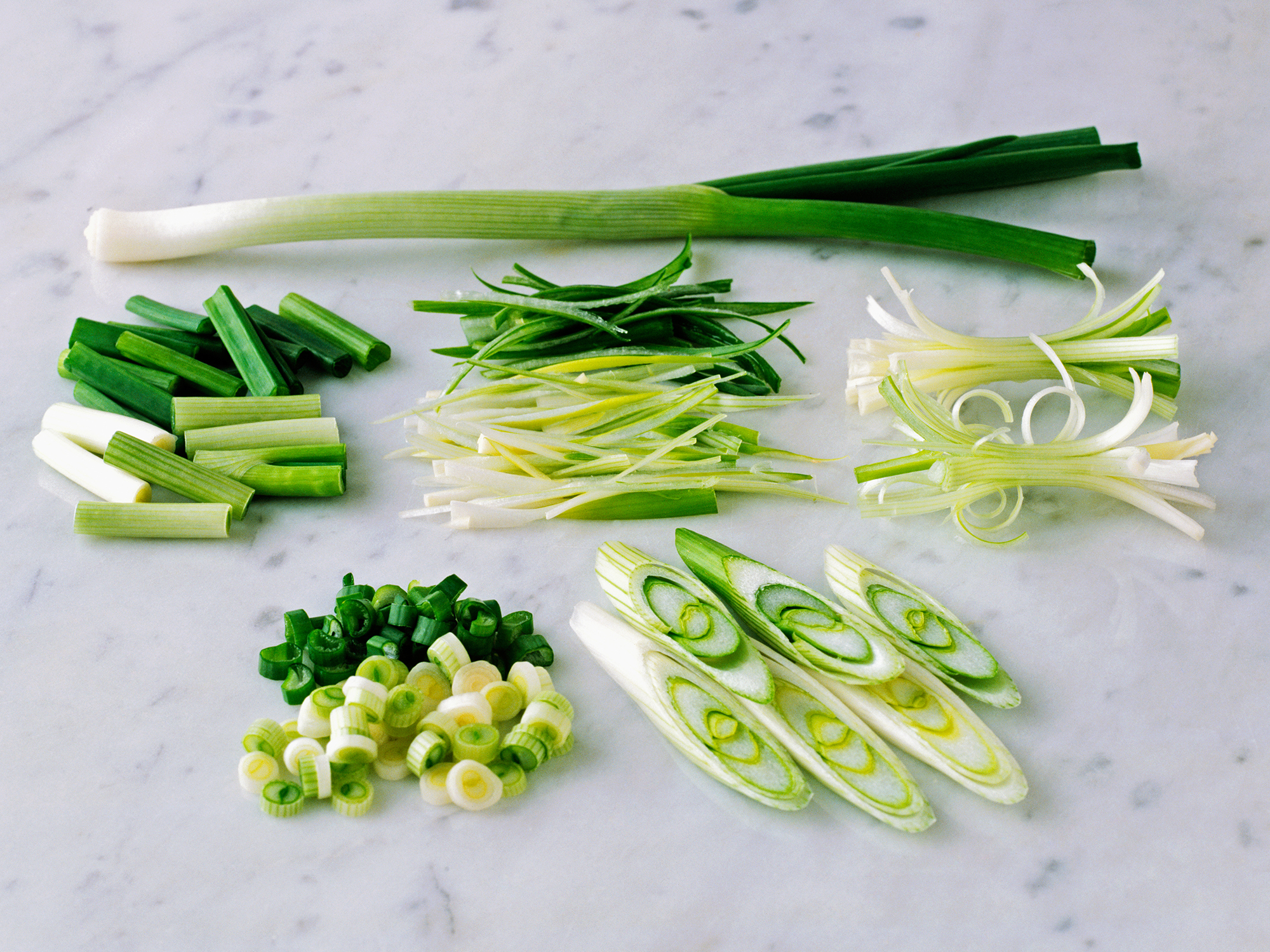 Slice, Dice, Chop Or Julienne: Does The Cut Change The Flavor?