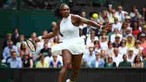 Serena Williams Wins Wimbledon In Straight Sets For 22nd Grand Slam Title