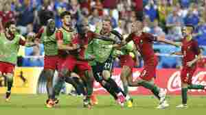 Portugal Beats France 1-0 In Extra Time To Win 2016 UEFA Euro Cup