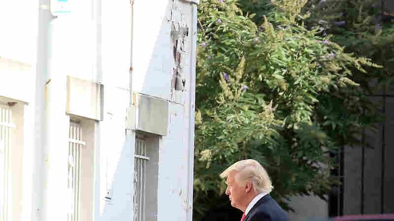 Presumptive Republican presidential nominee Donald Trump in Washington, D.C., earlier this week.
