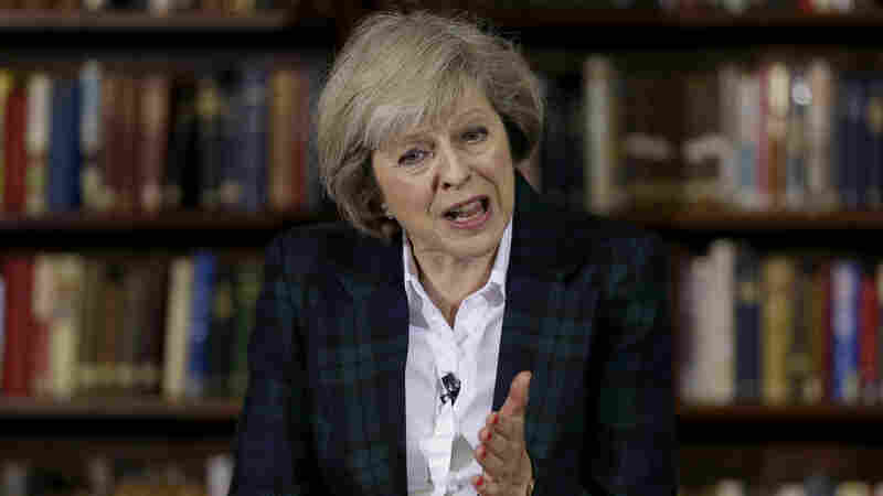 Why Is Britain Getting A Prime Minister Who'd Like To Stay In The EU?
