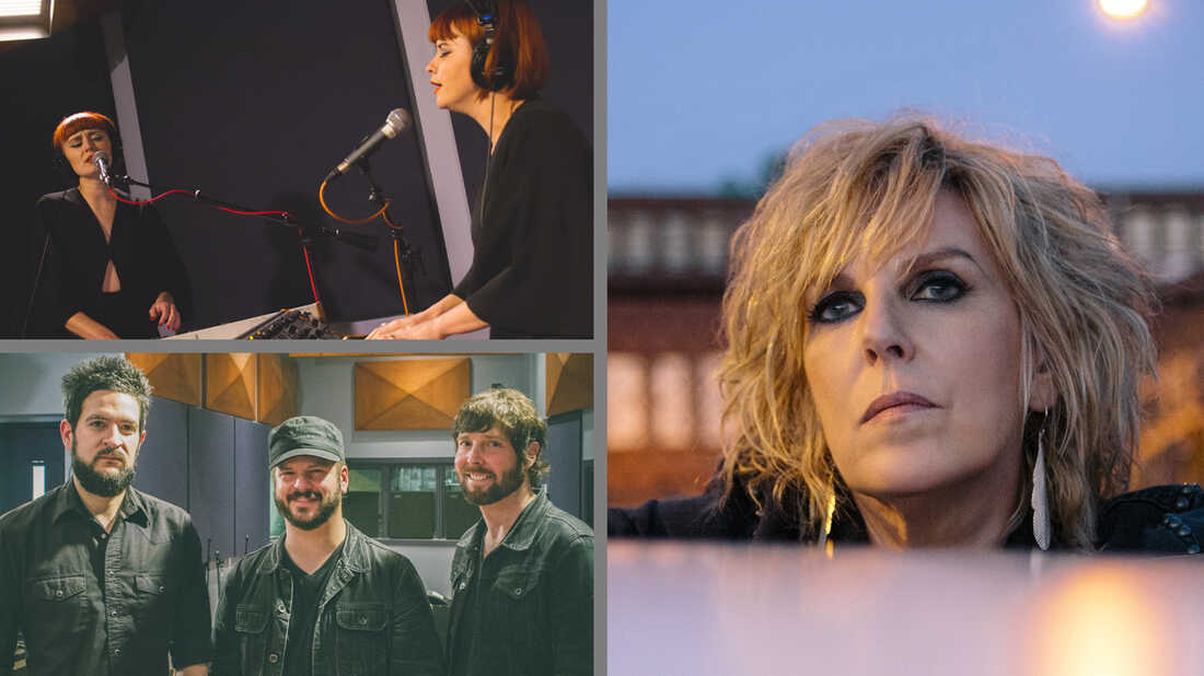 Encore Week: Lucius, The Record Company, Lucinda Williams And More