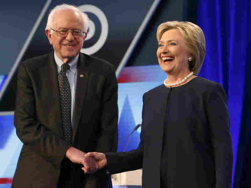 Bernie Sanders Sells Out, Endorses Hillary Clinton