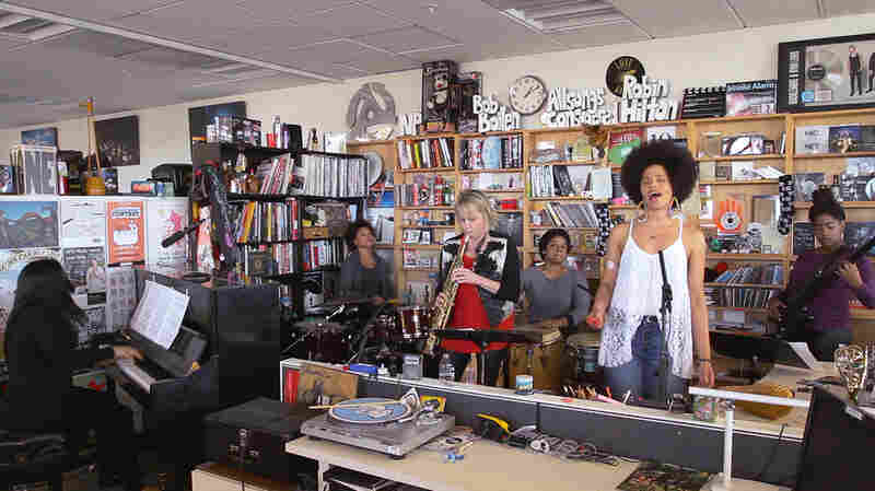 Jane Bunnett: Tiny Desk Concert