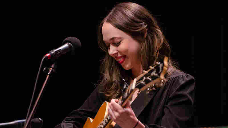 Sarah Jarosz On Mountain Stage
