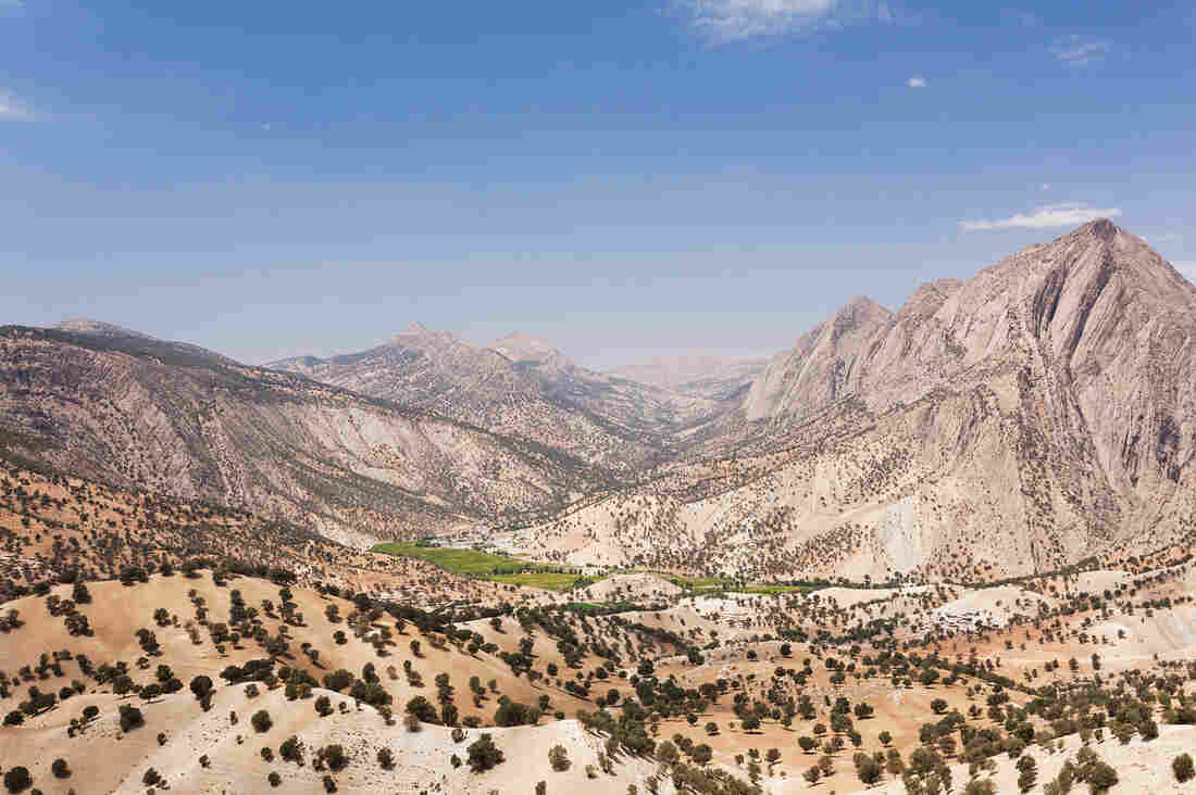 The Zagros Mountain range, which lies at the border between Iran and Iraq, was home to some of the world's earliest farmers.