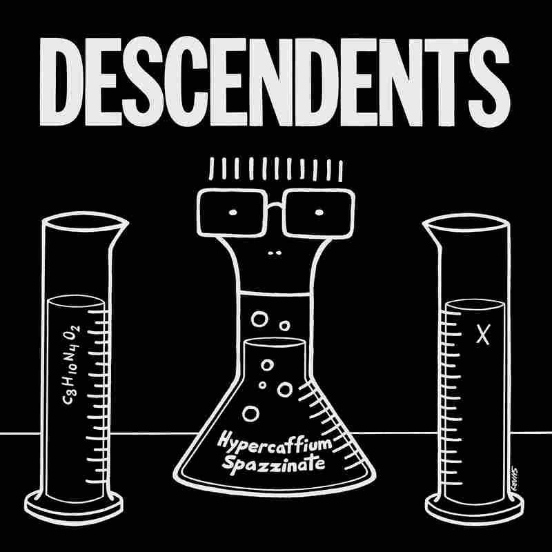 Descendents Cover Art