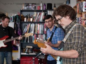Tiny Desk Concert with Chris Forsyth & The Solar Motel Band.