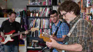 Chris Forsyth & The Solar Motel Band: Tiny Desk Concert