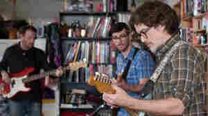 Tiny Desk Concert with Chris Forsyth & The Solar Motel Band.