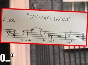 Classic FM editor Daniel Ross' analysis of an intriguing tune hummed by British prime minister David Cameron has set off a small flood of musical inventions, at least among certain music nerds.