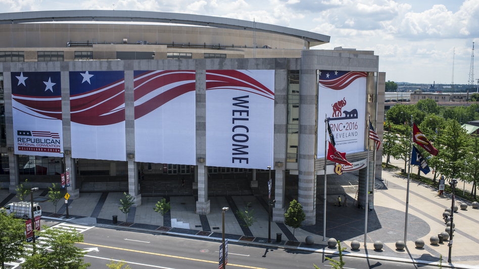 The platform will be voted on Monday at the start of the Republican National Convention in Cleveland. (Angelo Merendino/Getty Images)