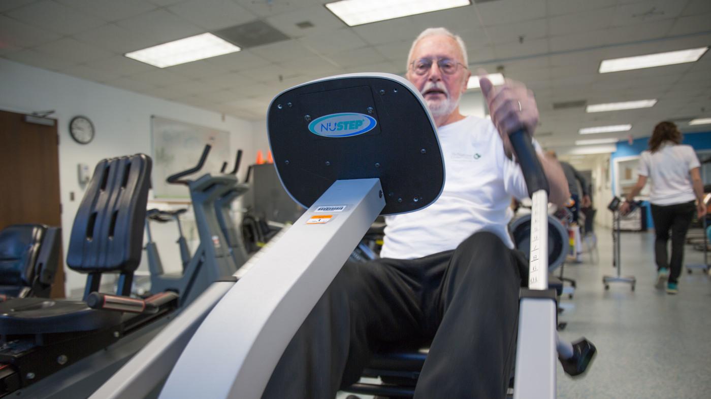 Cardiac Rehab Saves Lives So Why Don T More Heart