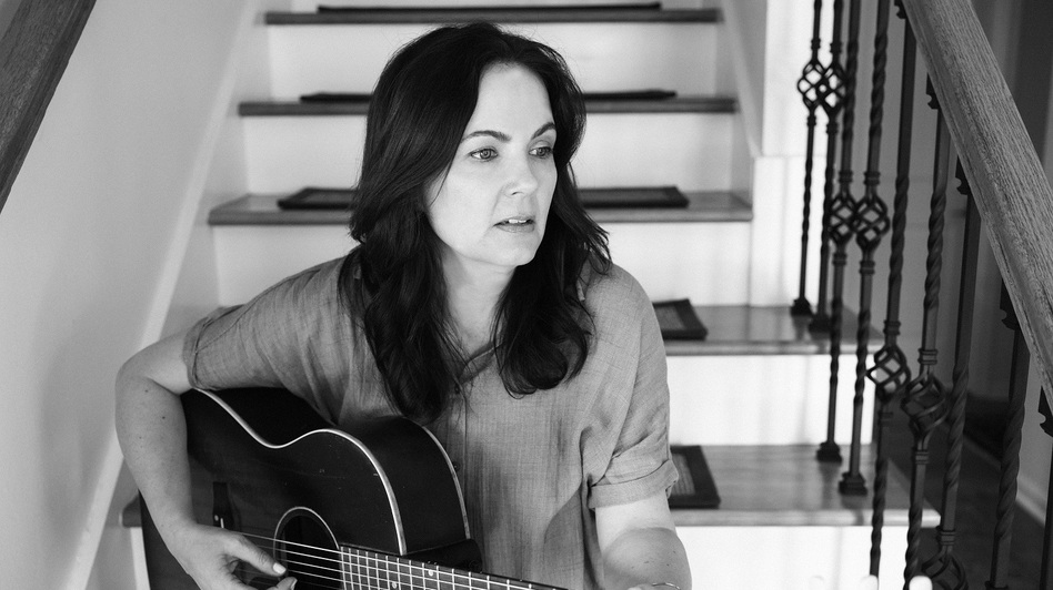 Lori McKenna's new album, The Bird & The Rifle, comes out July 29. (Courtesy of the artist)