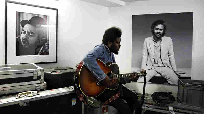 Michael Kiwanuka, 'The Final Frame' (Live)