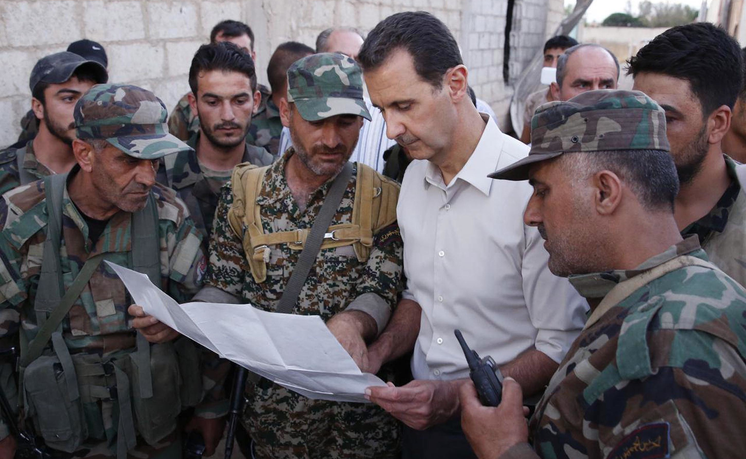 Syrian President Bashar Al-Assad: I would warn United States of ISIS attack