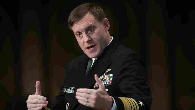 NSA Boss Says U.S. Cyber Troops Are Nearly Ready