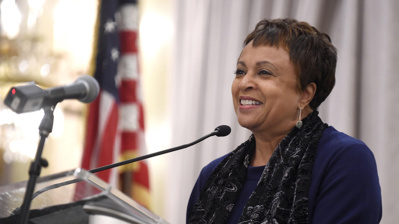 Senate Approves Carla Hayden As New Librarian Of Congress