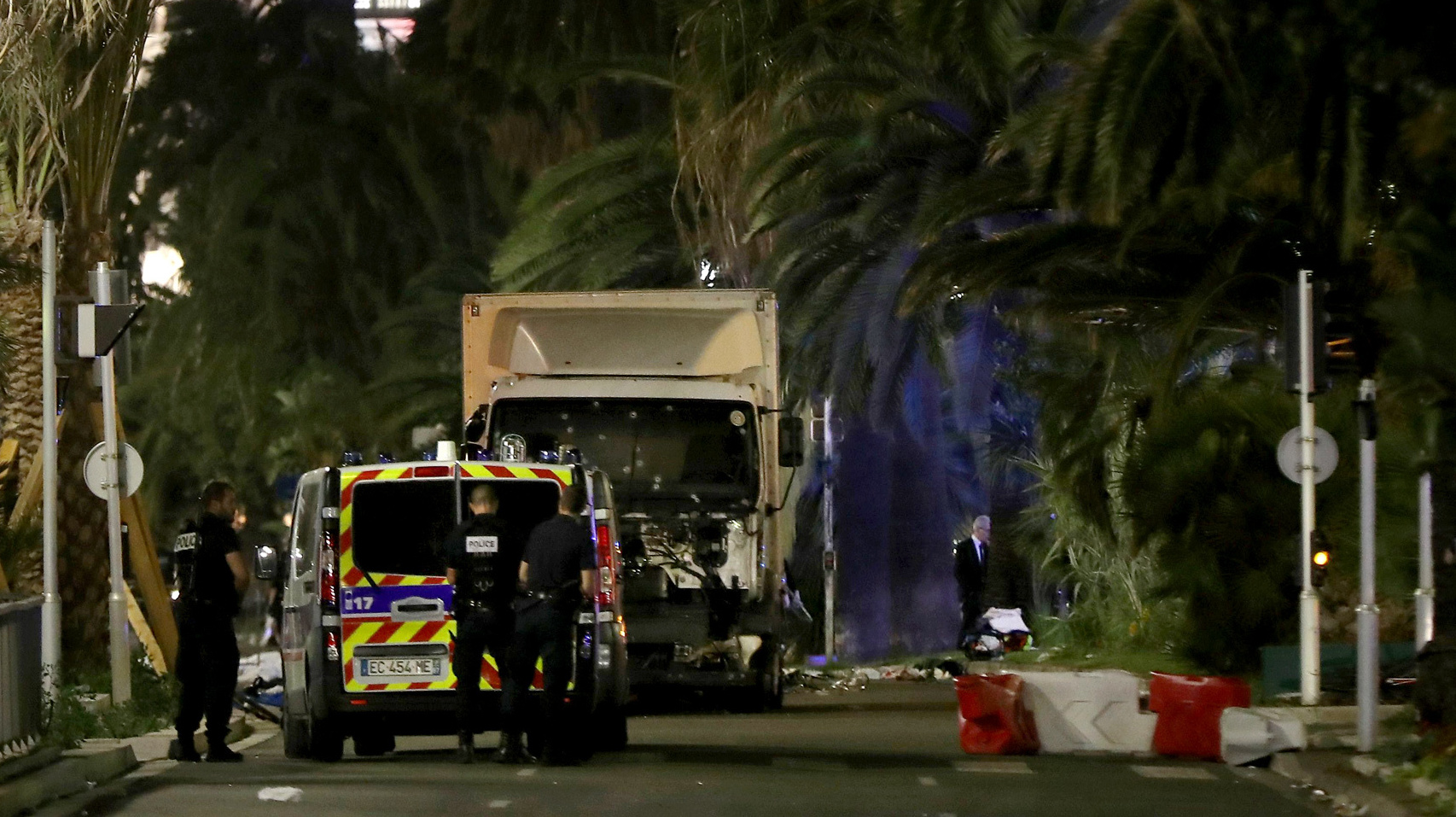 Latest News and Death Numbers in Nice, France, Attack