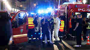 Scores Dead After Truck Plows Into Bastille Day Crowd In Nice, France