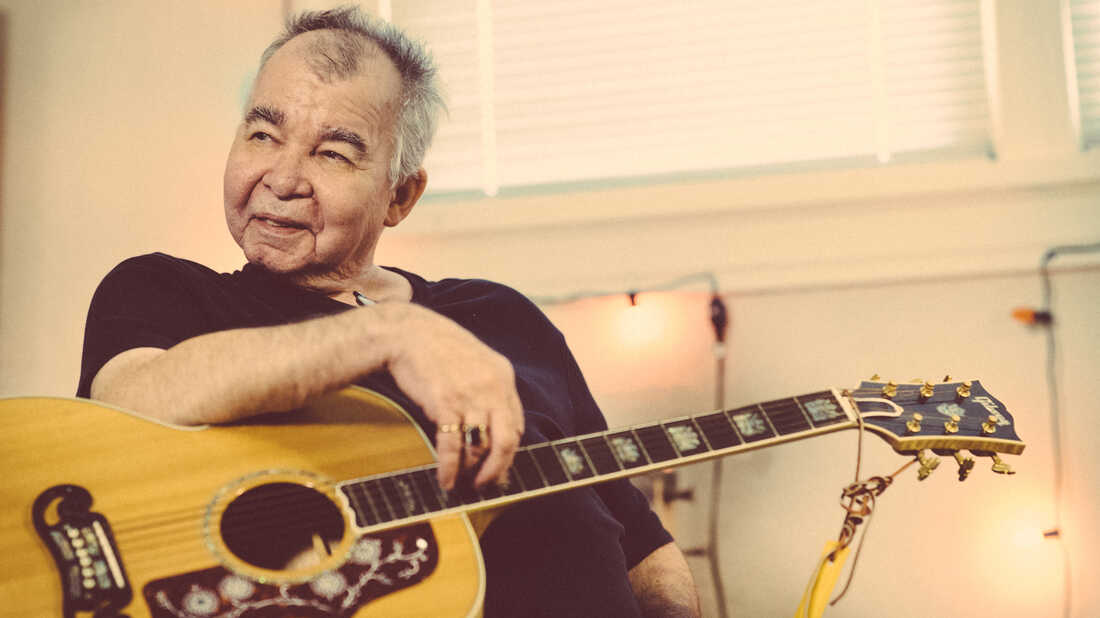 John Prine To Release New Duets Album, 'For Better, Or Worse'