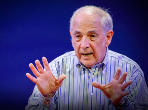 John Searle speaks at TEDxCERN, 2013