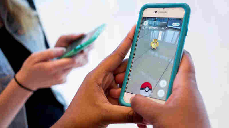 The mobile app Pokémon Go is currently the top downloaded free app in both Apple and Android stores.