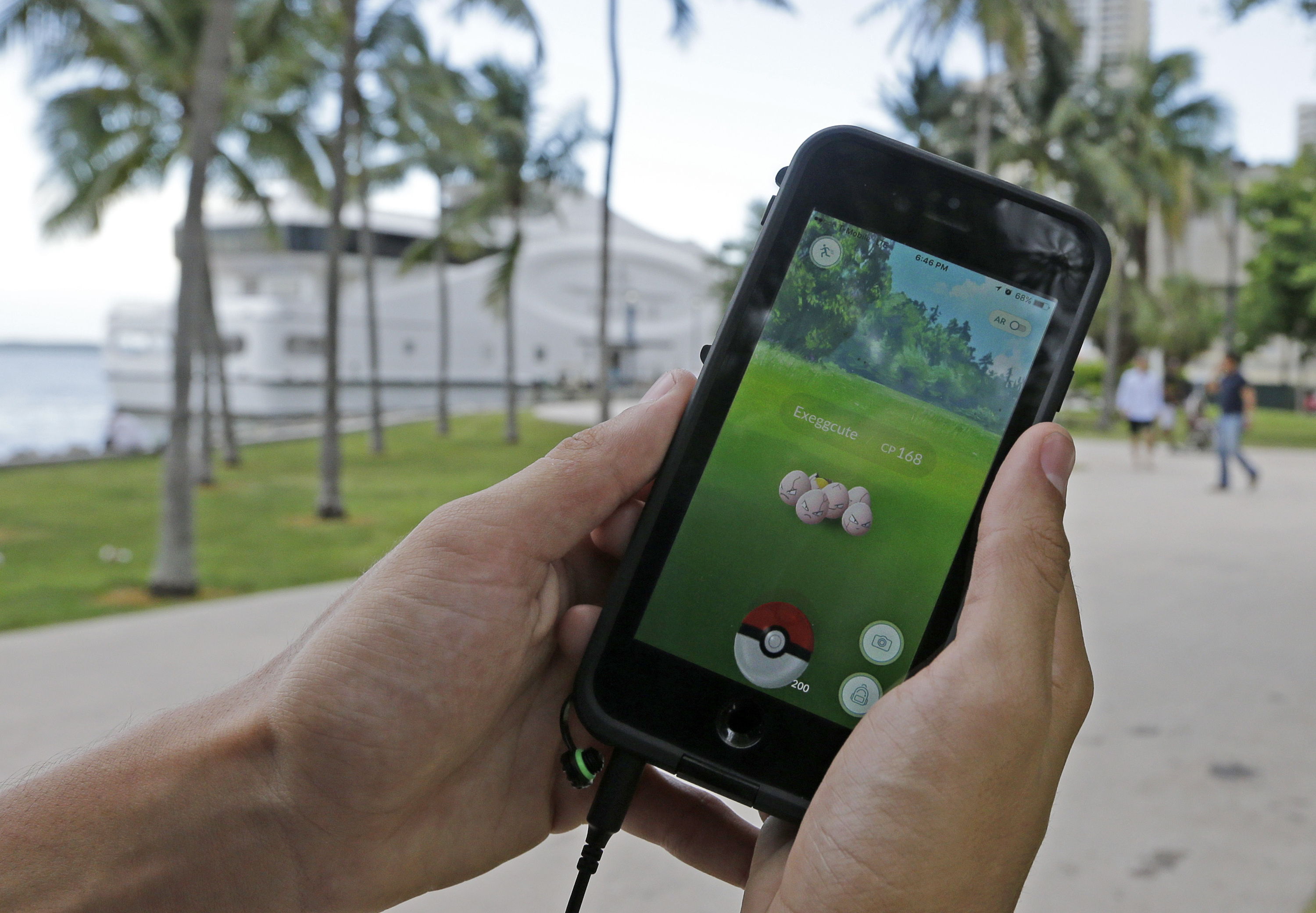 As Pokémon Go Evolves, Businesses Are Squeezing Themselves In