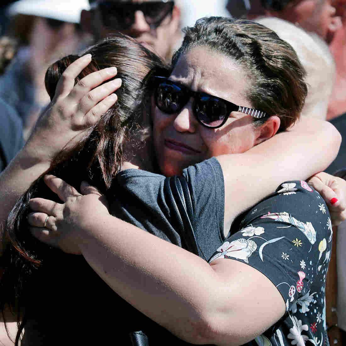 'Sheer Terror' As Attack Along French Riviera Kills At Least 84