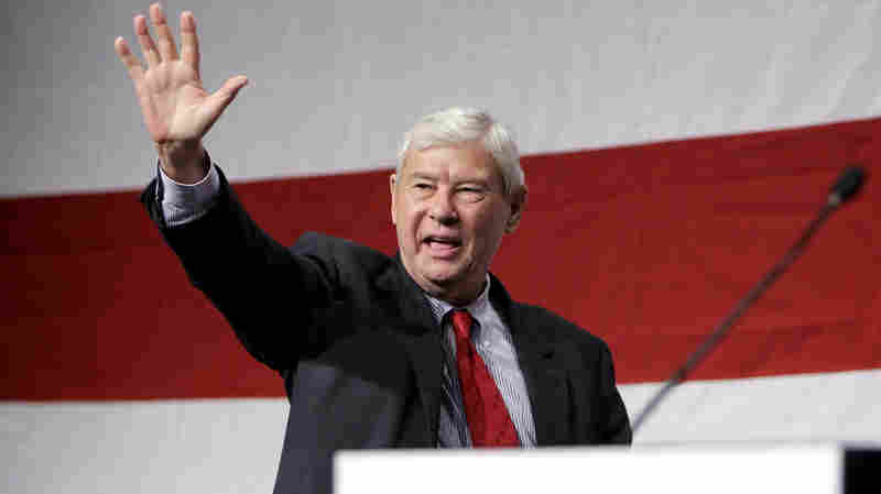 "Former Florida Senator Bob Graham, shown here in 2011, co-chaired the congressional inquiry into possible Saudi government links to the Sept. 11 hijackers. He long advocated releasing the 2002 report, known as the ""28 pages,"" which were made public on Friday."