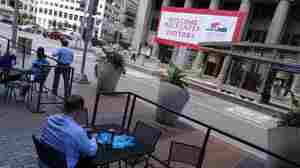 Cleveland Preps For Partying And Protests During Republican National Convention