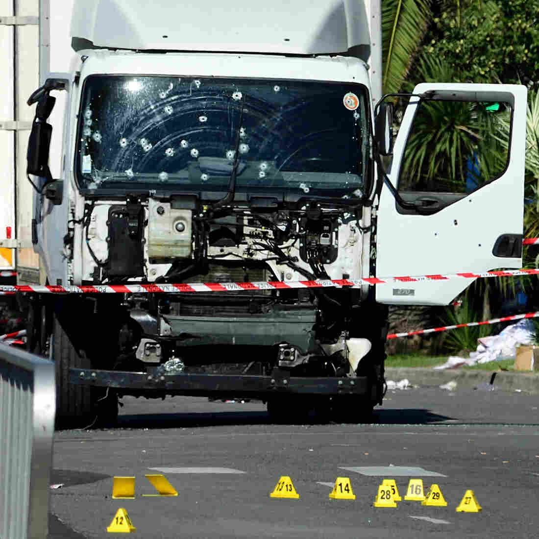 What We Know About The Suspect In The Nice, France, Attack