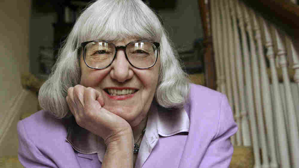 Why Does Cynthia Ozick Write? 'I Simply Must,' She Says