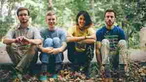 World Cafe Next: Pinegrove