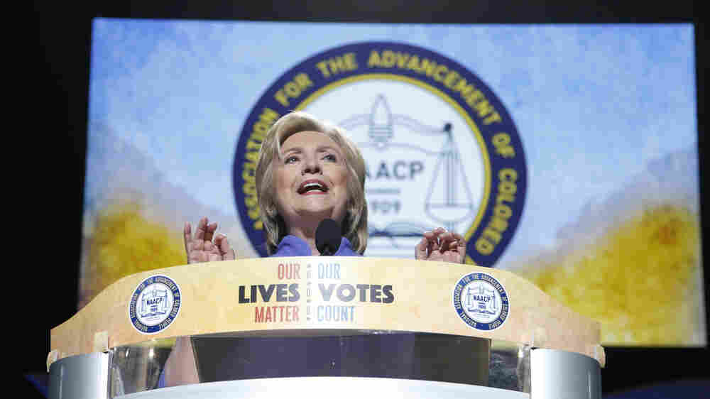 Clinton On Police Murders: 'This Madness Has To Stop'