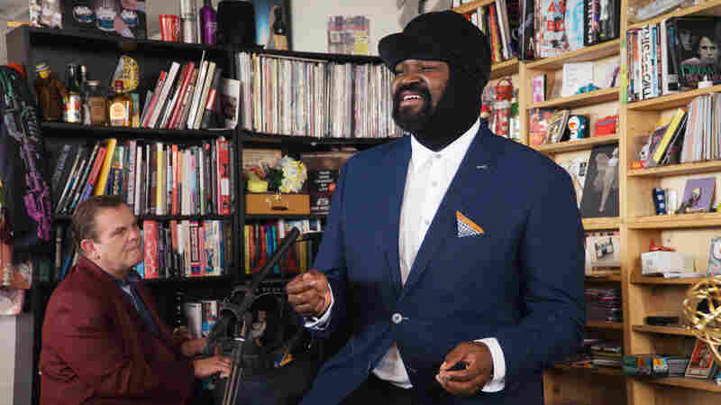Gregory Porter: Tiny Desk Concert