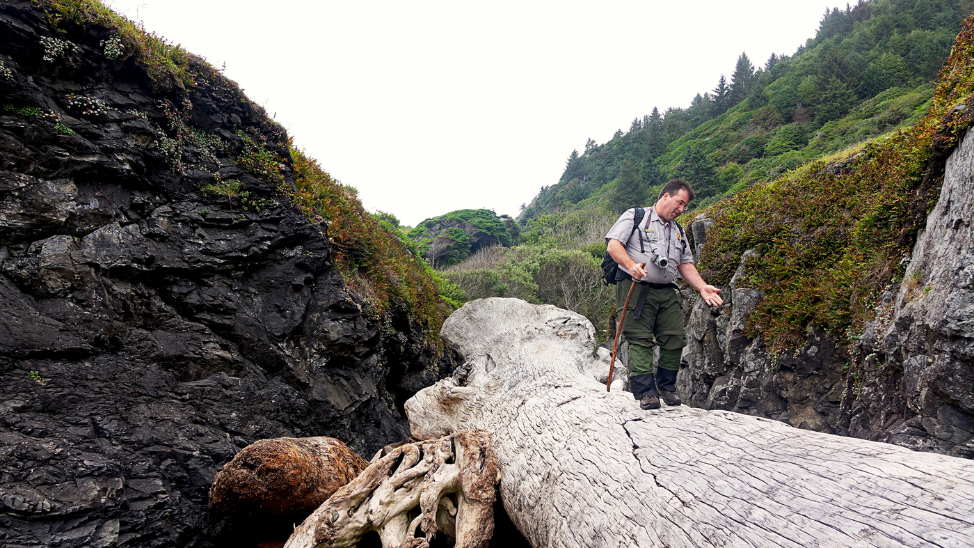 As Storms Erode California's Cliffs, Buried Village Could Get Washed Away