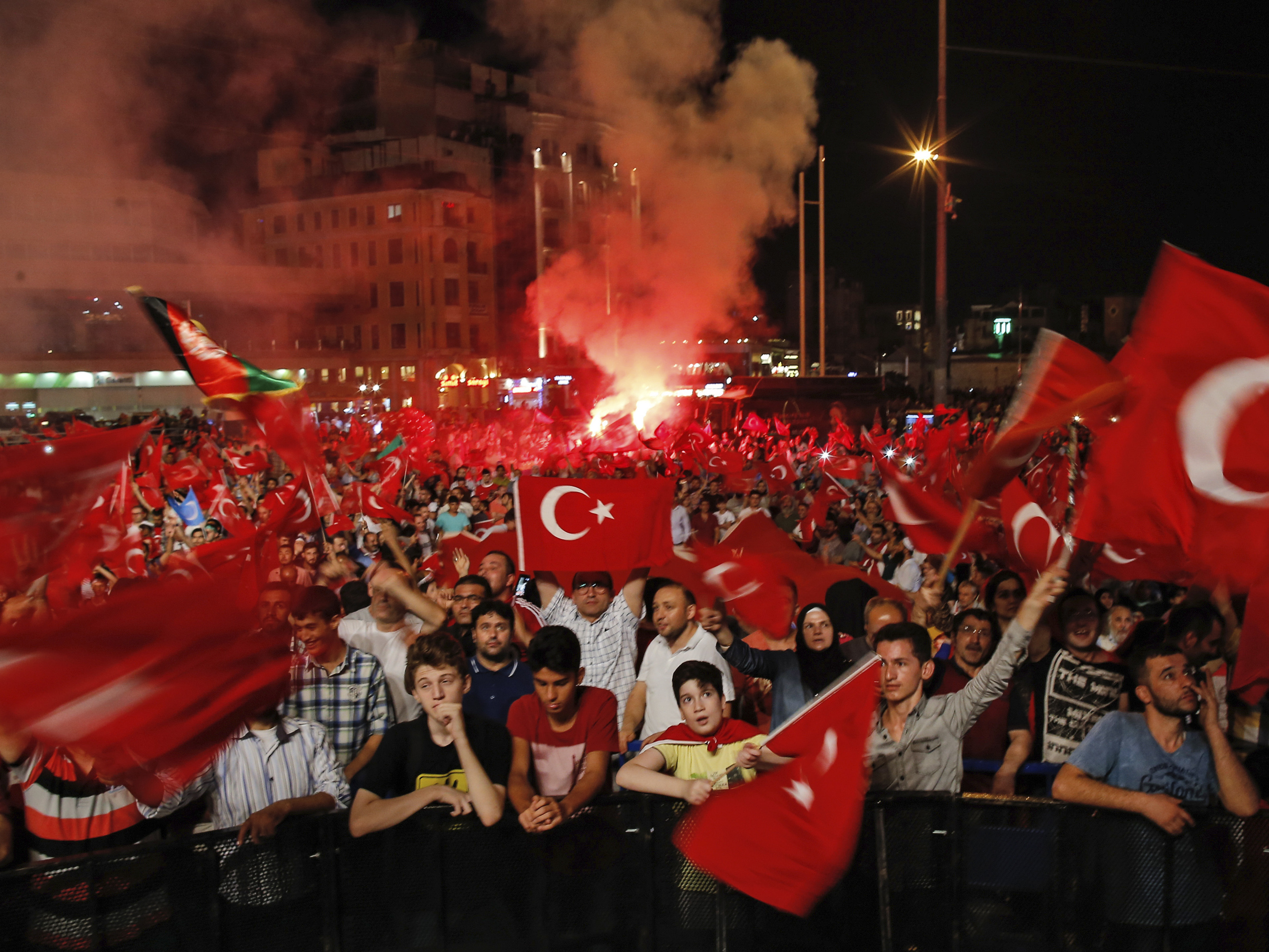 Turkey's Post-Coup-Attempt Purge Widens As Arrests And Firings Grow