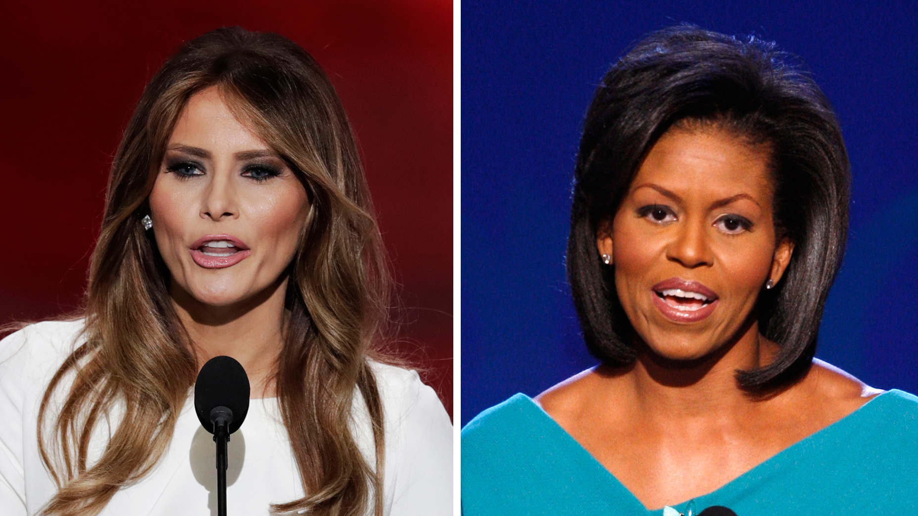 Trump Campaign Says Melania Trump's Words Were Her Own